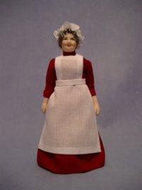 Victorian Kitchen Cook Veronica